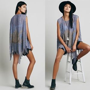 Free People Sequin Tunic Top Dress